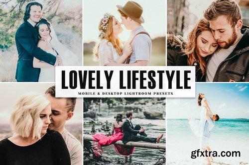 Lovely Lifestyle Mobile & Desktop Lightroom Preset