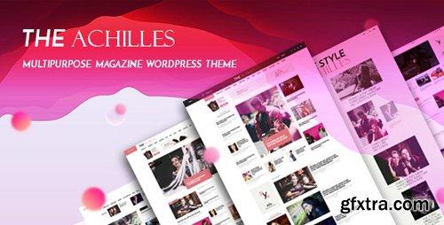 ThemeForest - Achilles v1.7 - Multipurpose Magazine & Blog WordPress Theme - 20955672