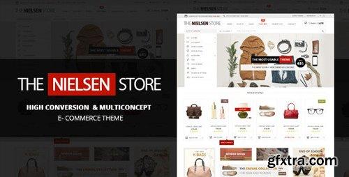 ThemeForest - Nielsen v1.9.2 - E-commerce WordPress Theme - 9710159