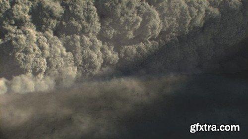 Dust storm in Houdini