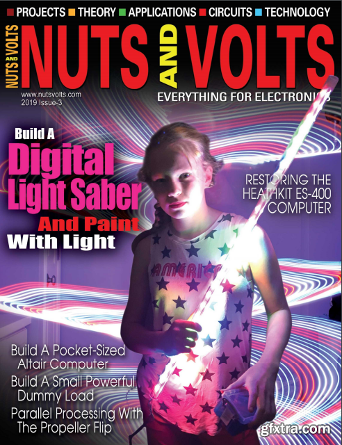 Nuts and Volts - Issue 3, 2019