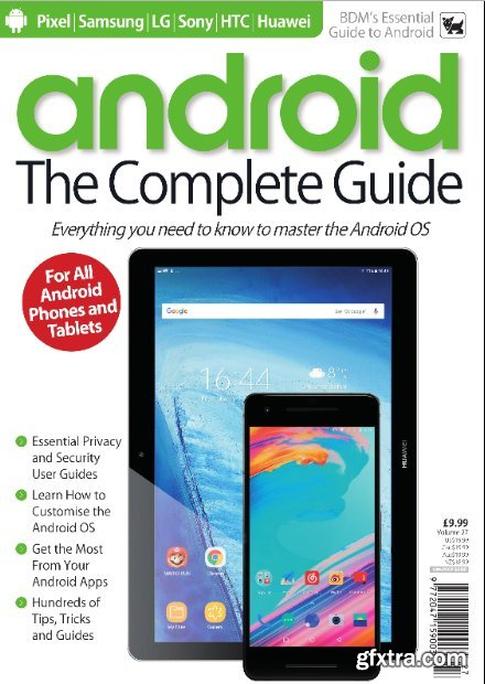Android The Complete Guide - VOL 27, 2019