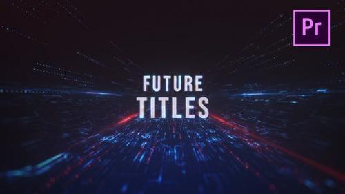 Udemy - Future Action Titles - Premiere Pro