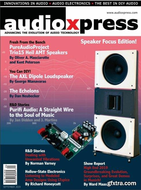 audioXpress - September 2019