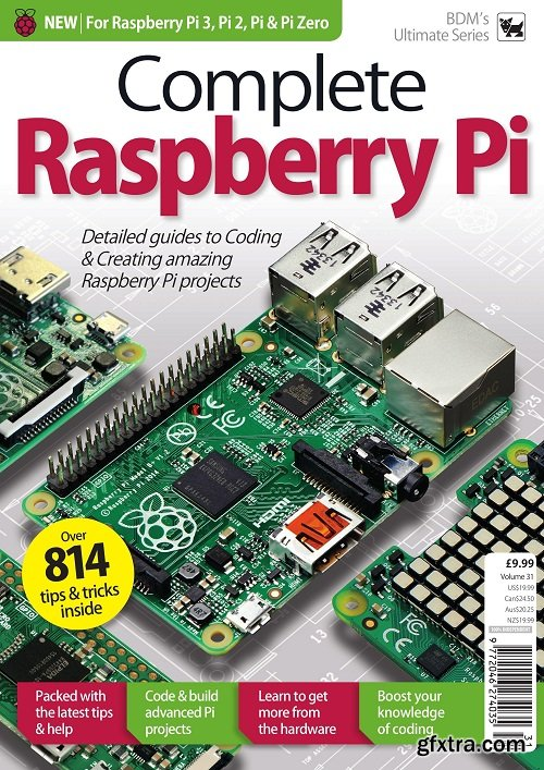 The Complete Raspberry Pi Manual – Vol 31 2019