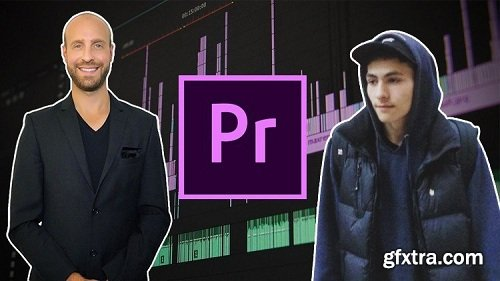 The Complete Adobe Premiere Pro CC Video Editing Master Class