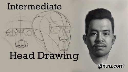 Intermediate Head Drawing