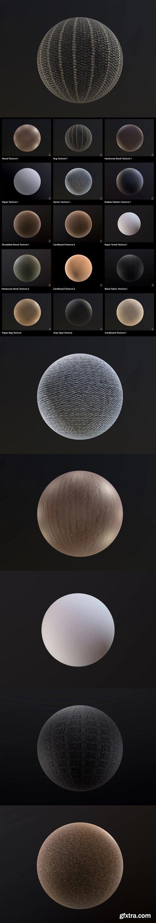 4K Maps Textures TIF Collection [14 Sets]