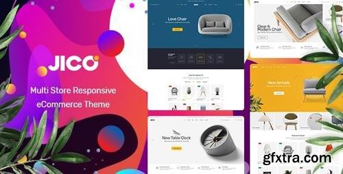 ThemeForest - Jico v1.0 - Furniture & Home Decor for WooCommerce WordPress - 24214255