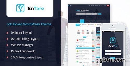 ThemeForest - Entaro v3.6 - Job Portal WordPress Theme - 21189369