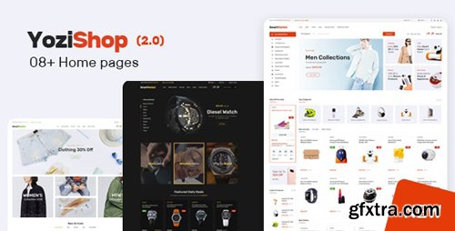 ThemeForest - Yozi v2.0.15 - Multipurpose Electronics WooCommerce WordPress Theme - 21081950
