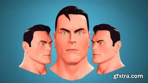 3D Face Modeling for Beginners using Autodesk Maya