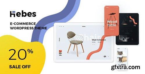 ThemeForest - Hebes v1.4 - MultiPurpose WooCommerce WordPress Theme - 23570640