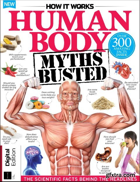 How It Works Human Body Myths Busted - 3rd Edition 2019
