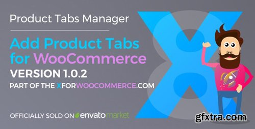 CodeCanyon - Add Product Tabs for WooCommerce v1.0.2 - 24006072