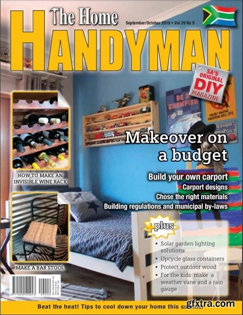 The Home Handyman - Vol. 29 No. 9, September/October 2019