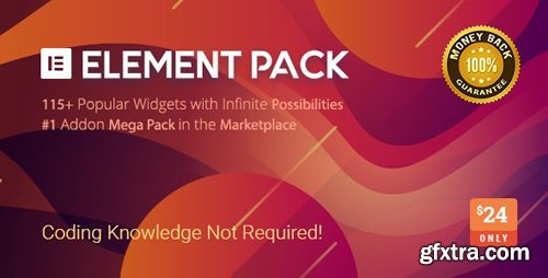 CodeCanyon - Element Pack v3.2.4 - Addon for Elementor Page Builder WordPress Plugin - 21177318 - NULLED