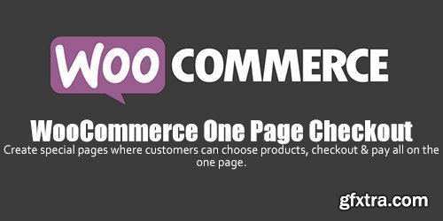 WooCommerce - One Page Checkout v1.7.0