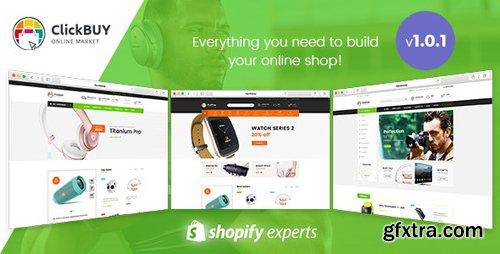 ThemeForest - ClickBuy v1.0.1 - Multi Store Responsive Shopify Theme - 20773628