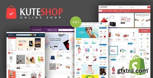 ThemeForest - KuteShop v1.0.1 - Super Market Responsive Shopify Theme - 20322442