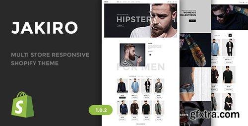 ThemeForest - Jakiro v1.0.2 - Multi Store Responsive Shopify Theme - 19276734