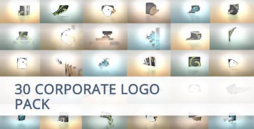 Udemy - 30 Corporate Logo Animation Pack
