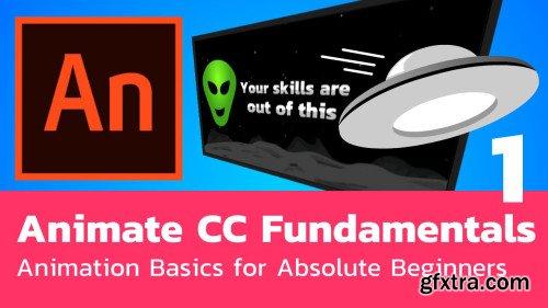Animate CC Fundamentals Vol 1: Animation Basics