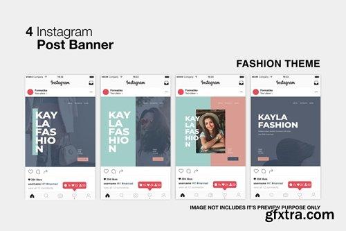 Kayla Fashion Instagram Post