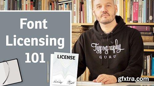 Font Licensing 101