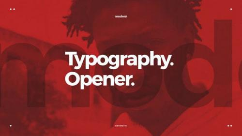 Udemy - Typography Opener / Fast Intro / Dynamic Promo / Urban City / Hip-Hop Culture