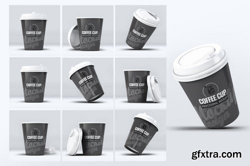 Coffee Cup Mock-Up V.1