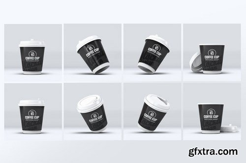 Coffee Cup Mock-Up V.2