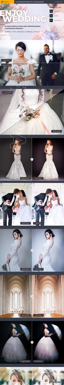 GraphicRiver - Premium Wedding Lightroom Presets 24318037