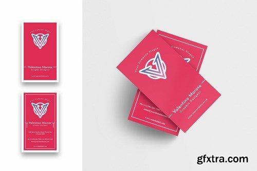 Designer Creative Business Card-Vertical-02