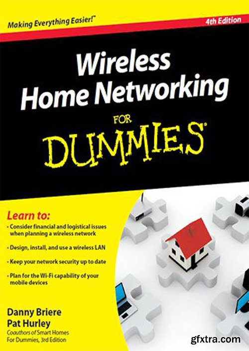 Wireless Home Networking For Dummies, 4th-Edition