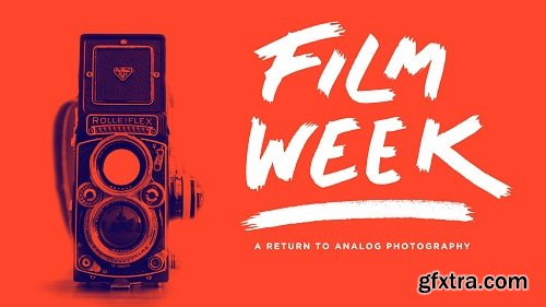 CreativeLive - Film Week: A Return to Analog