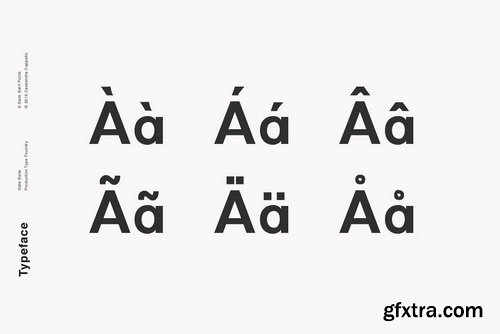 Gale Font Family