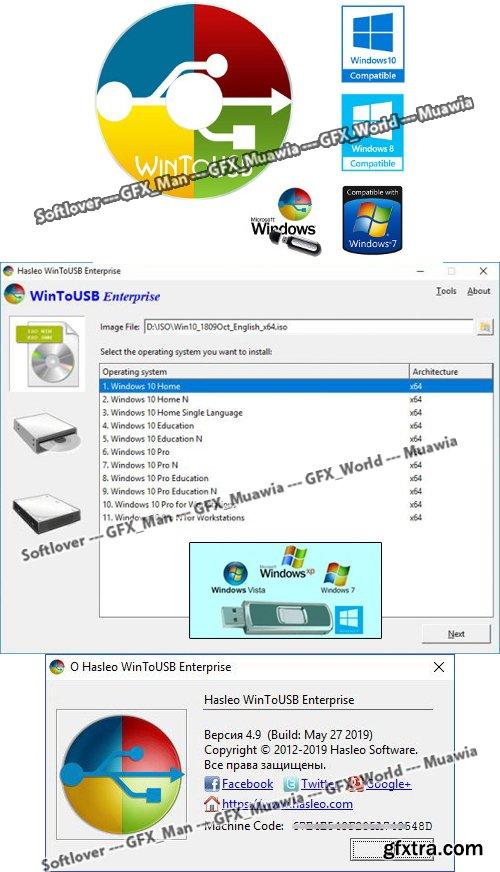WinToUSB Enterprise 4.9 Stable Portable