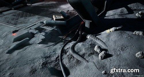 Creating A Unique Environment in Unreal 4 - Lunar Base Alpha Tutorial
