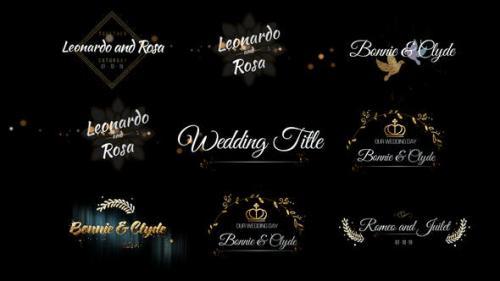 Udemy - Six Beautiful Wedding Title