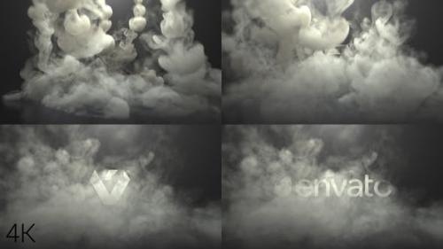 Udemy - Smoke Logo