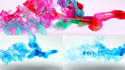 Udemy - Colorful Particles Logo Reveal v2