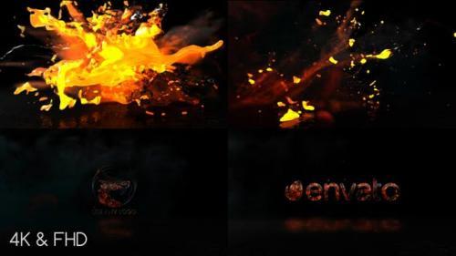 Udemy - Fire Water Logo