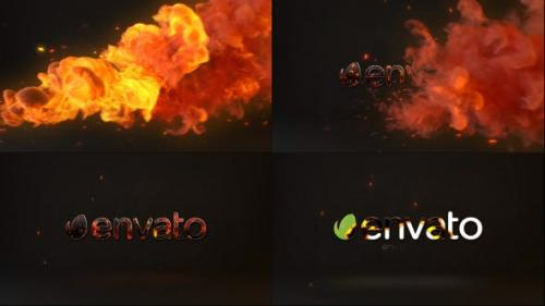 Udemy - Fire Logo