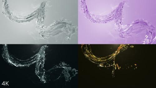 Udemy - Water Helix Logo