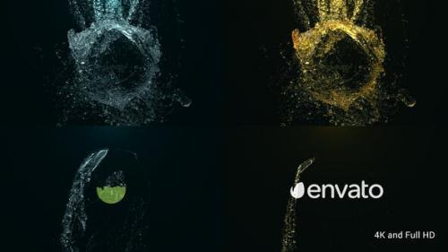 Udemy - Epic Water Logo