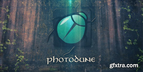 VideoHive Ancient Temple Logo 11015348
