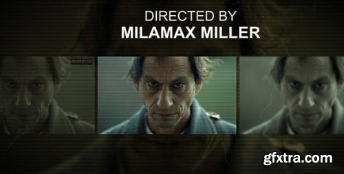 VideoHive Criminal Film Titles 11401034