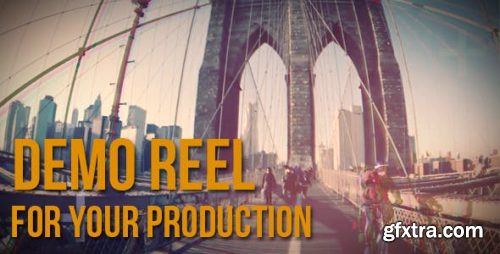 VideoHive Modern Production Demo Reel 11800090
