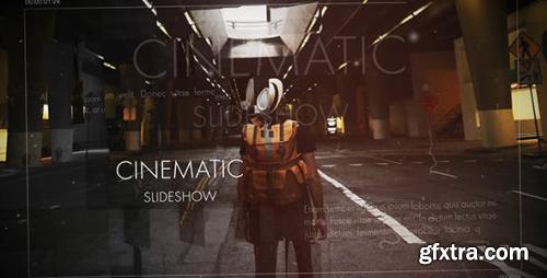 VideoHive Cinematic Slideshow 12612190